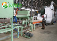Mineral Wool Acoustic Ceiling Board Production Line Heat Insulation / Waterproof