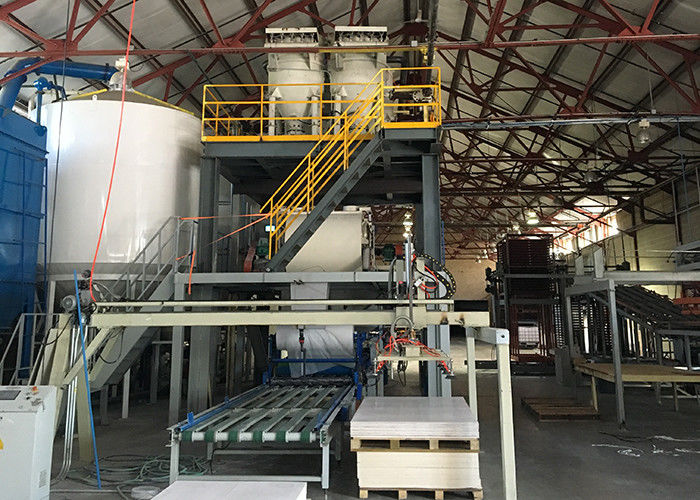 Fully Automatic Mgo Board Production Line Magnesium Oxide Panel Sheet Production Line