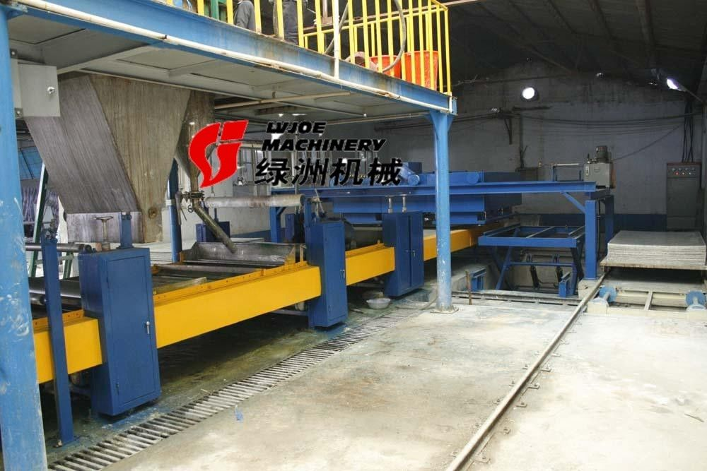 High Sale 2400x1200mm Fire Rated MgO Board Production Line